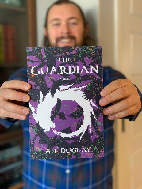 Campbellton Author Alex Duguay