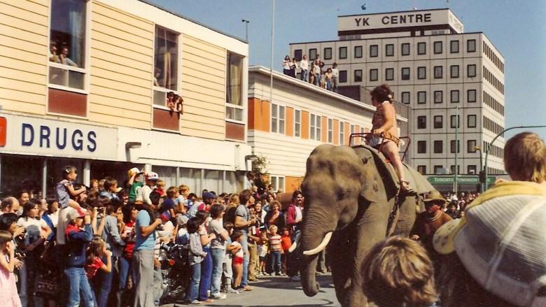 CJCD Yellowknife's 40th Anniversary!