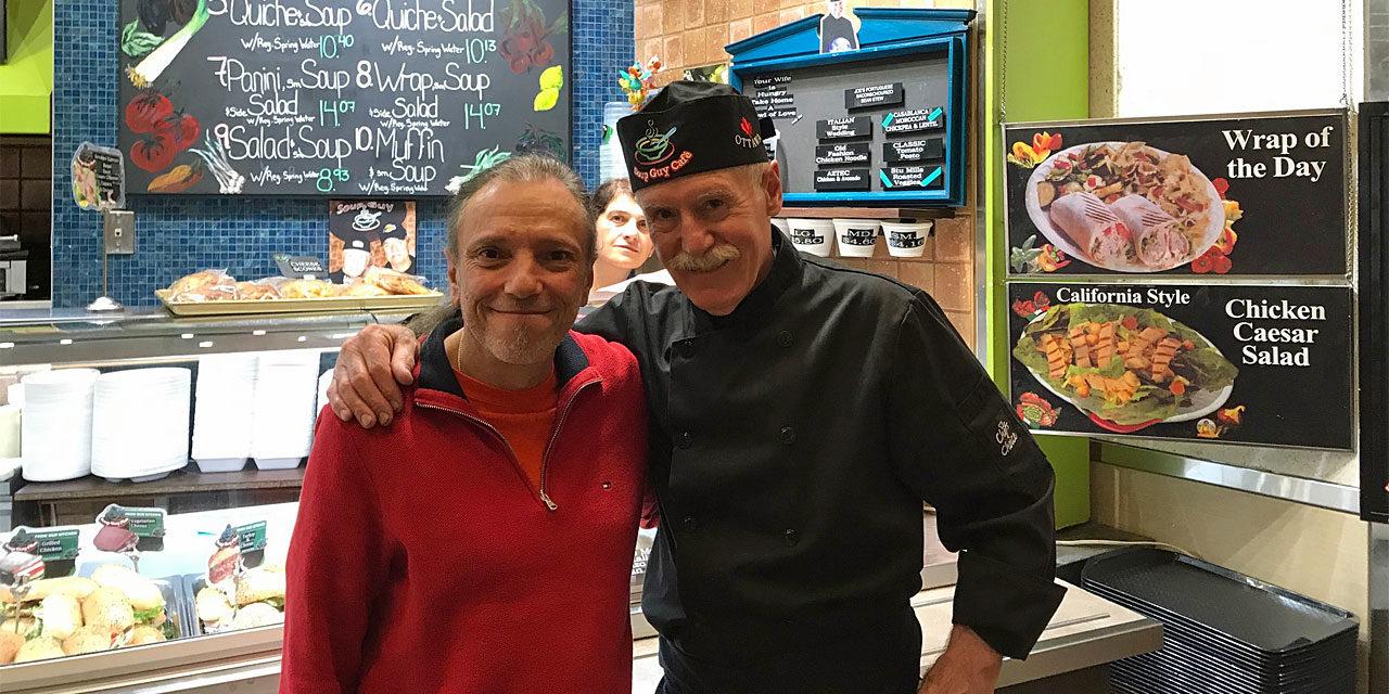 Claudio Fracassi The Soup Guy
